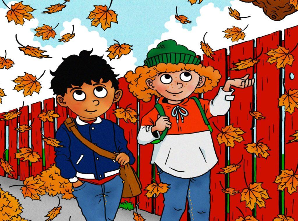 M-deckarna Mira och Malek