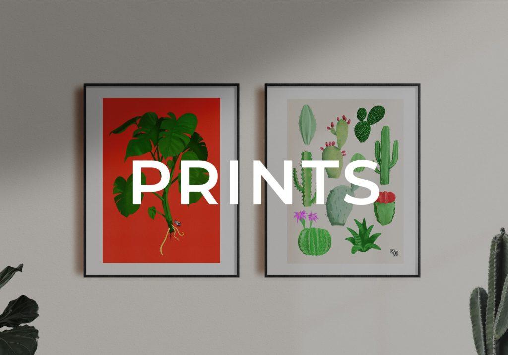 Prints kategori
